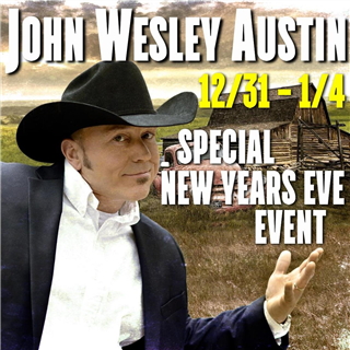 New Years Eve With John Wesley Austin