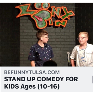 Stand Up Comedy Class For Kids (10-16)